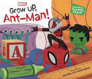Grow Up Ant-Man Hc