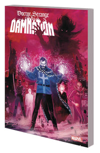 Doctor Strange Damnation Tp