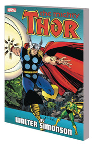 Thor By Walter Simonson Tp Vol 04 New Ptg