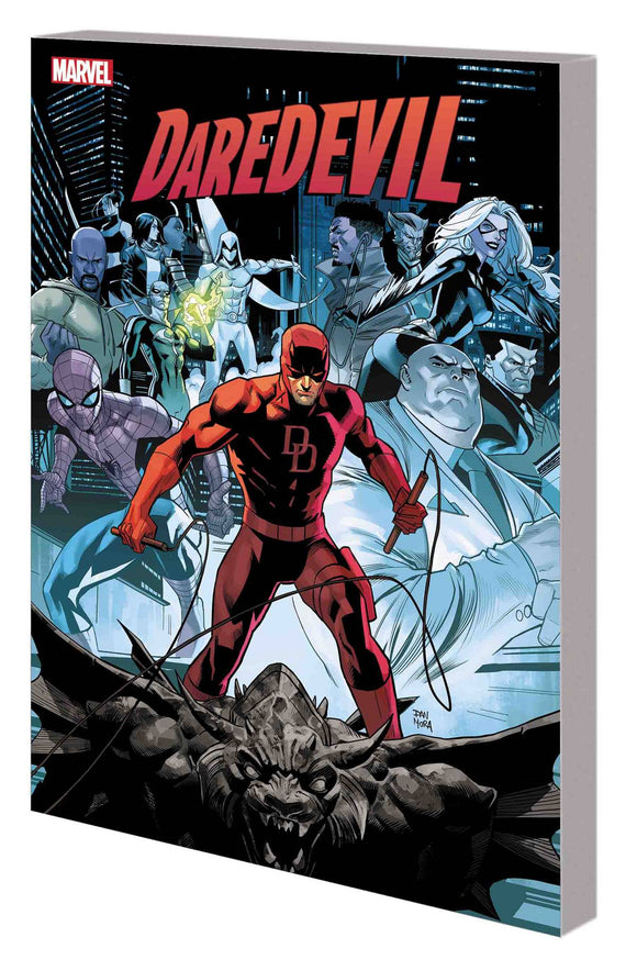 Daredevil Back In Black Tp Vol 06 Mayor Fisk