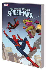 Peter Parker Spectacular Spider-Man Tp Vol 03 Amazing