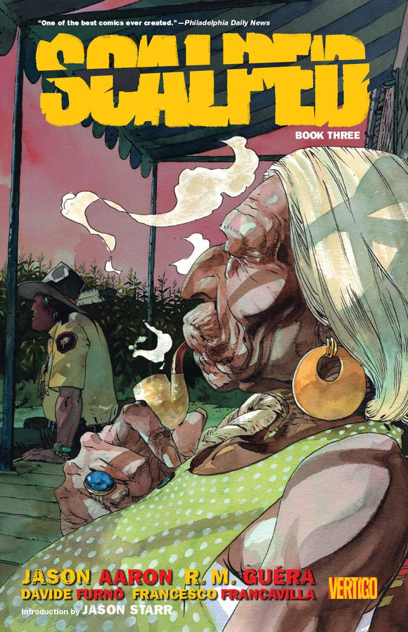 Scalped Tp Book 03