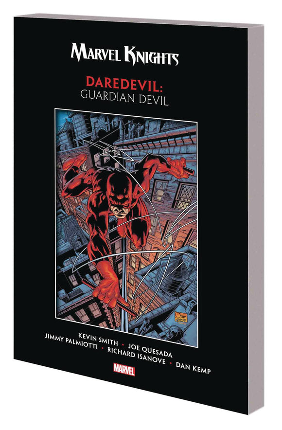 Marvel Knights Daredevil By Smith & Quesada Tp Guardia