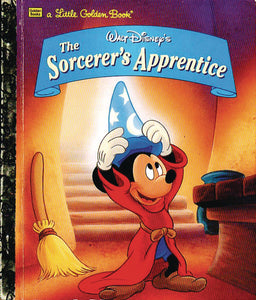 Sorcerers Apprentice Little Golden Book