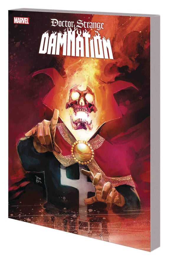 Doctor Strange Tp Damnation