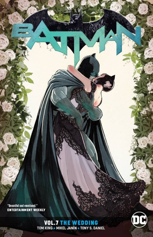 Batman TP Vol 07 The Wedding Rebirth - Books