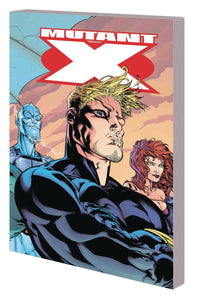 Mutant X Tp Vol 01 Complete Collection