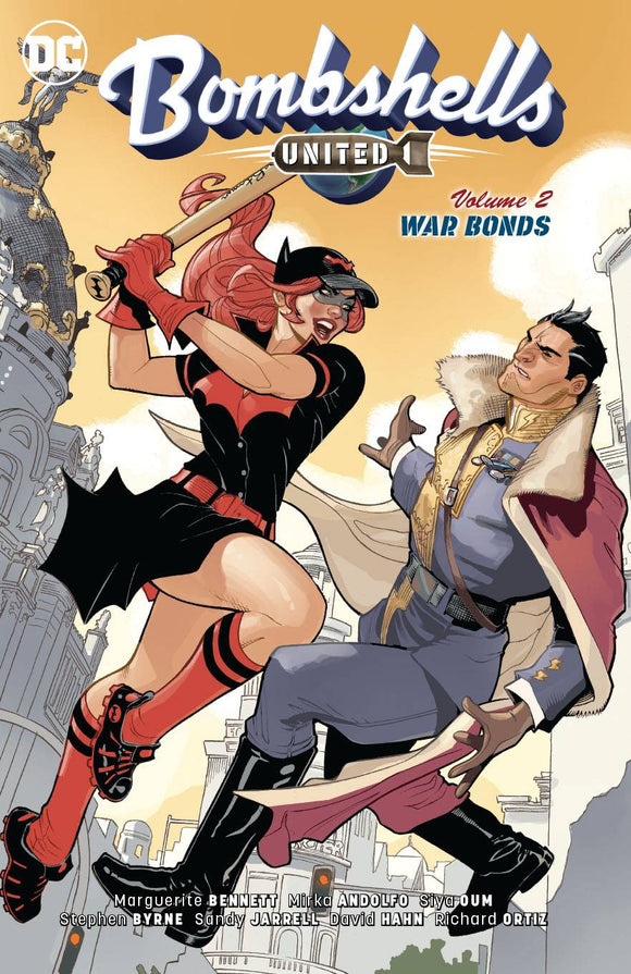 Bombshells United Tp Vol 02 War Bonds