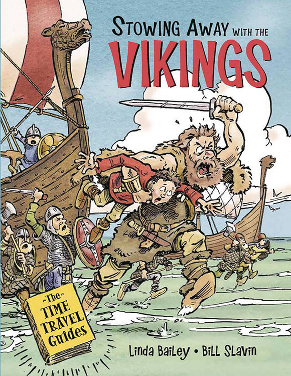 Stowing Away Wiith Vikings Ya Gn