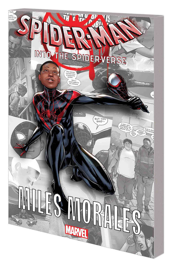 Spider-Man Into The Spider-Verse Gn Tp Miles Morales