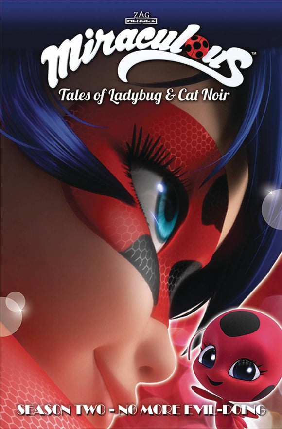 Miraculous Tales Ladybug Cat Noir Tp S2 Vol 04 No Evil Doing