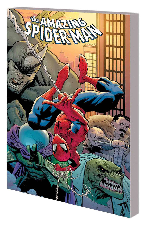 Amazing Spider-Man By Nick Spencer Tp Vol 01 Back Basi