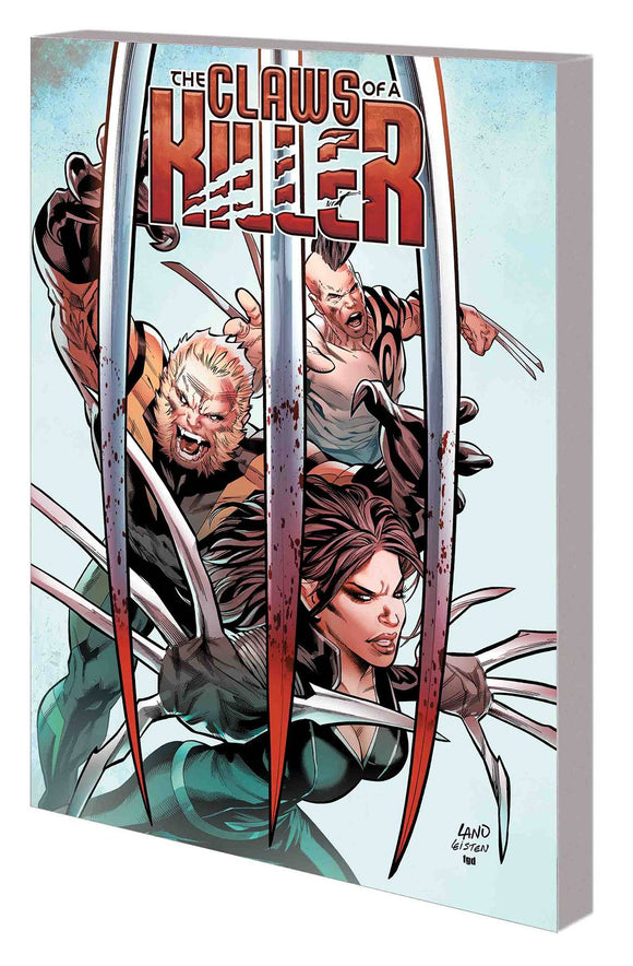 Hunt For Wolverine Tp Claws Of A Killer