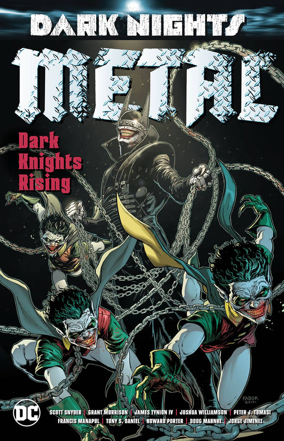 Dark Nights Metal Dark Knights Rising TP - Books