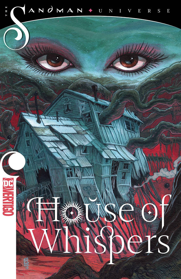 House of Whispers TP Vol 01 The Power Divided - Books