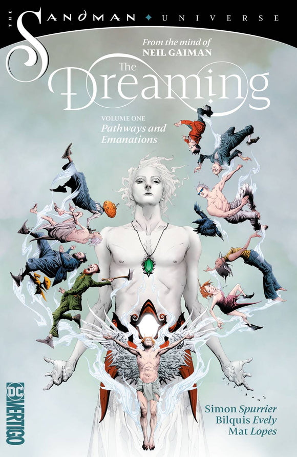 Dreaming TP Vol 01 Pathways and Emanations - Books