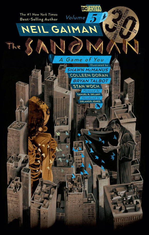 Sandman Tp Vol 05 A Game Of You 30Th Anniv Ed
