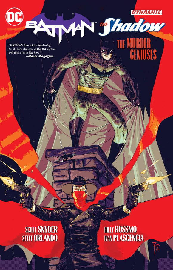 Batman Shadow The Murder Geniuses TP - Books