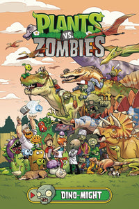 Plants Vs Zombies Hc Dino-Might