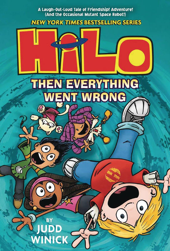 Hilo Gn Vol 05 Then Everything Went Wrong