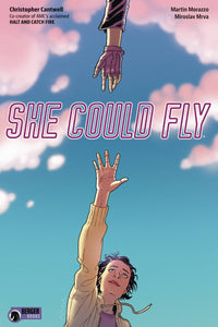 She Could Fly Tp Vol 01