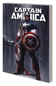Captain America Tp Vol 01 Winter In America