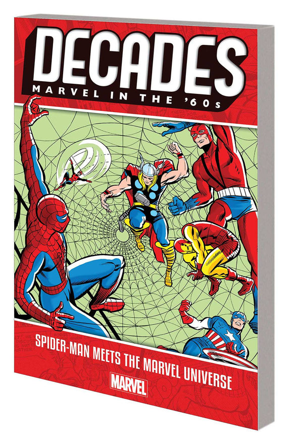Decades Marvel 60S Tp Spider-Man Meets Marvel Universe