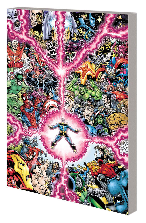 Marvel Universe Tp The End