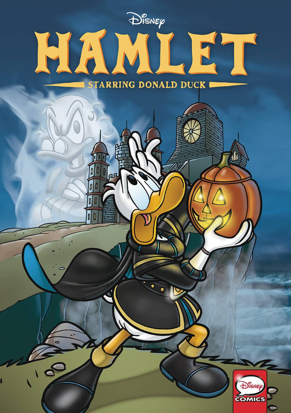 Disney Hamlet Starring Donald Duck TP - Books