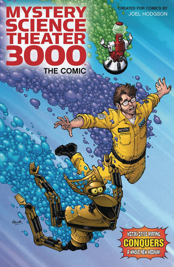 Mystery Science Theater 3000 Tp
