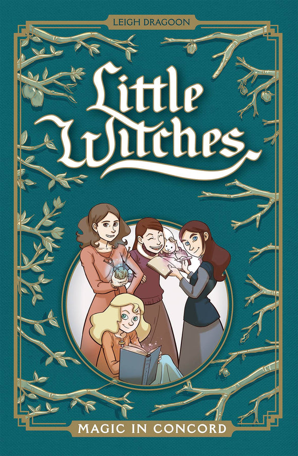 Little Witches Magic In Concord GN - Books