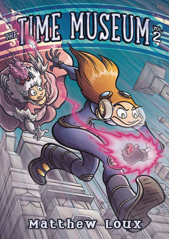 Time Museum Gn Vol 02