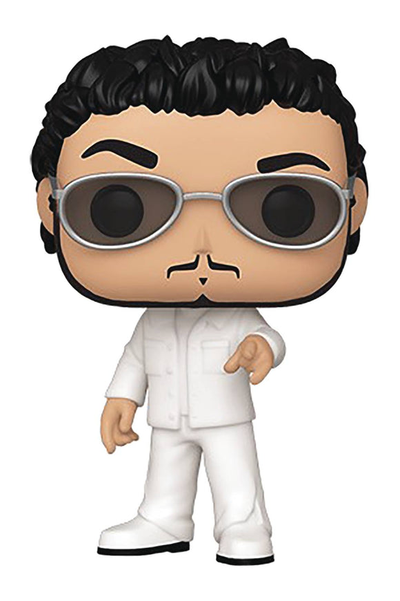 Pop Rocks Backstreet Boys Aj Mclean Vinyl Figure