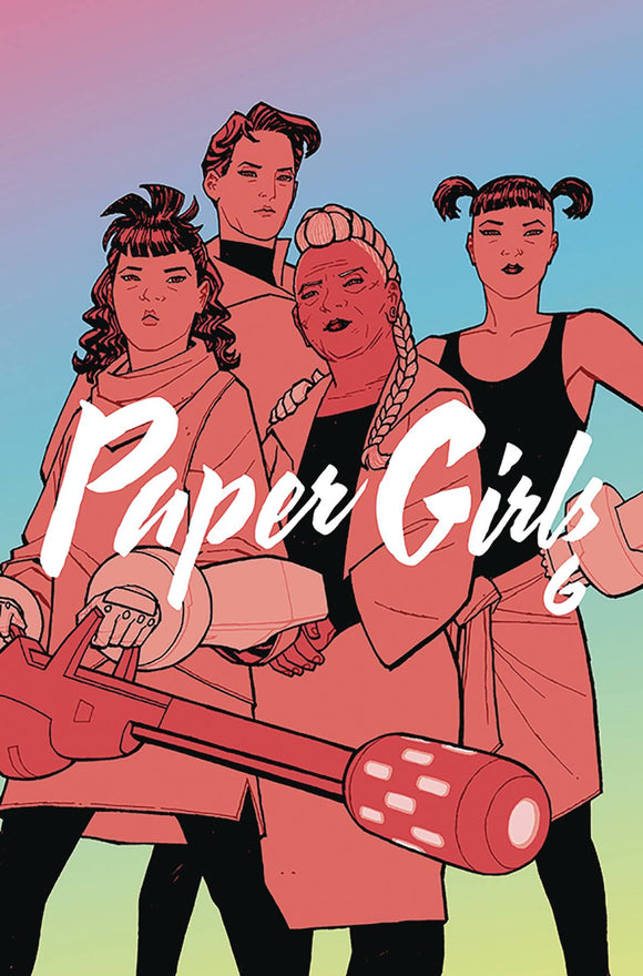 Paper Girls TP Vol 06 - Books