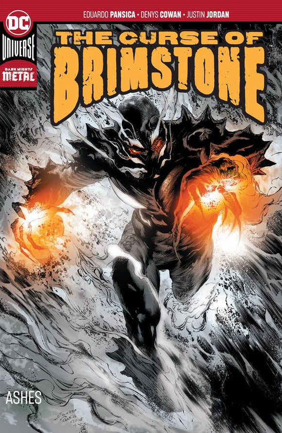 Curse Of Brimstone Tp Vol 02 Ashes
