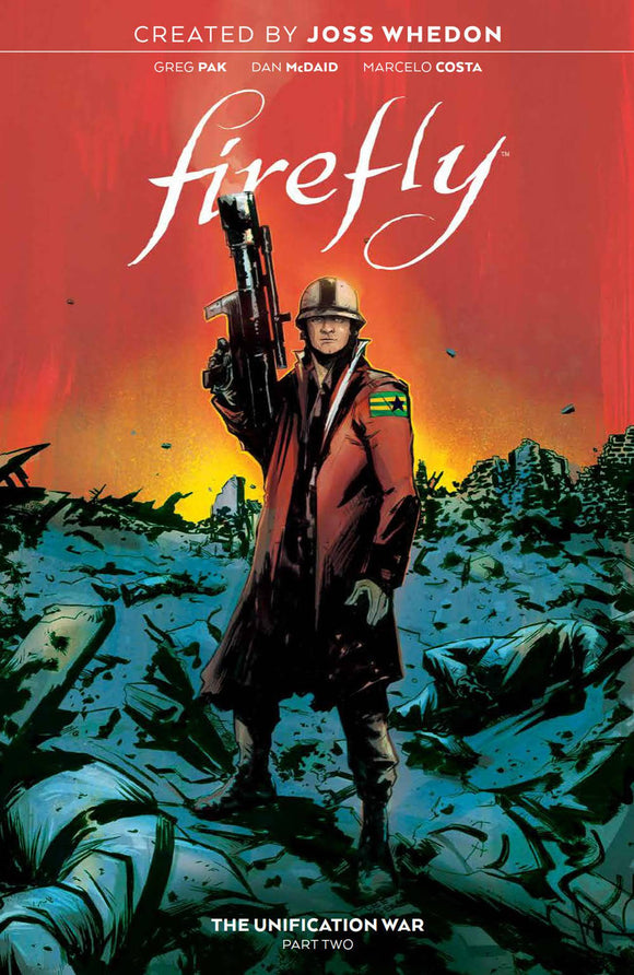 Firefly Unification War HC Vol 02 - Books
