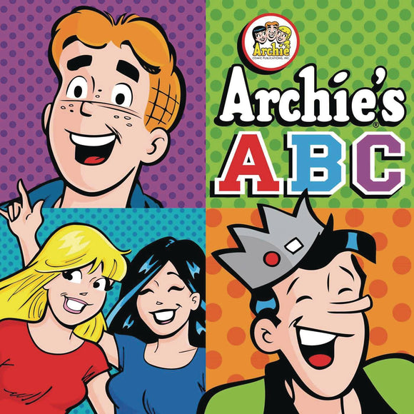 Archies Abc Board Book