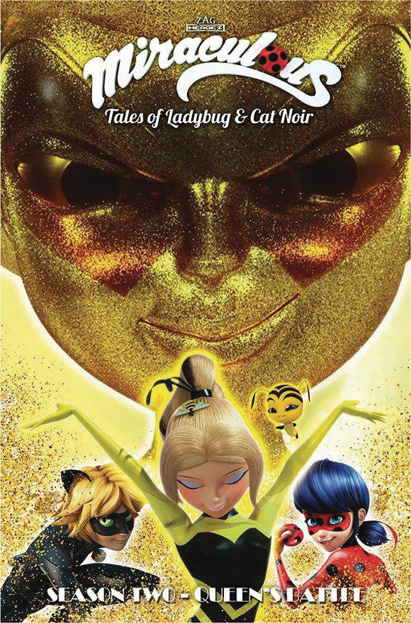 Miraculous Tales Ladybug Cat Noir Tp S2 Vol 12 Queens