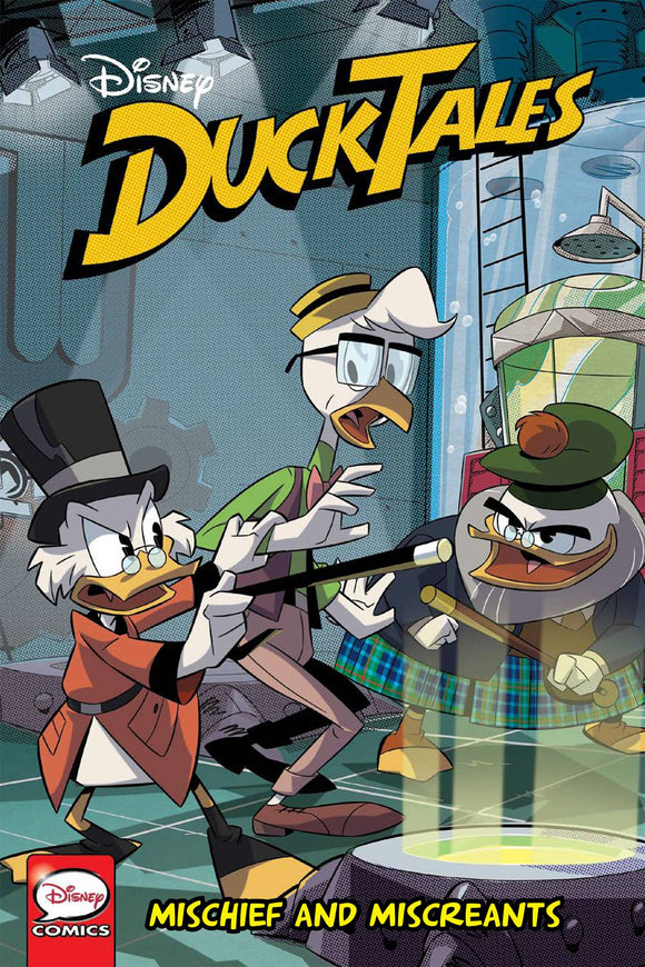 Ducktales TP Vol 06 Mischief and Miscreants - Books