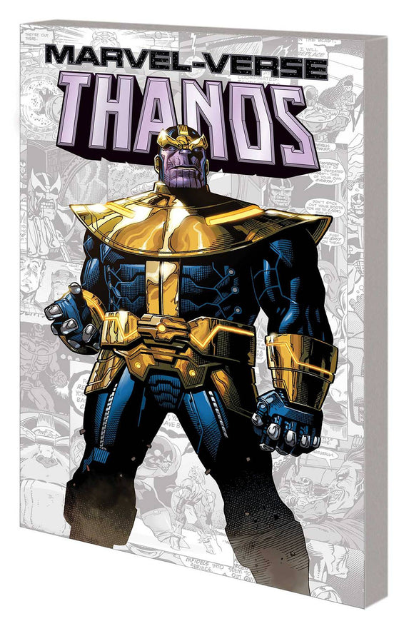Marvel-Verse Gn Tp Thanos