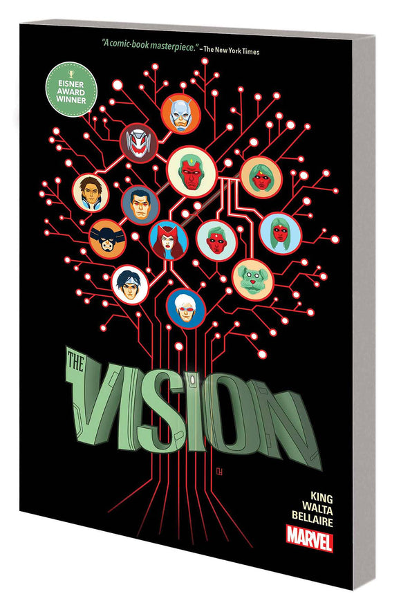 Vision Complete Collection TP - Books