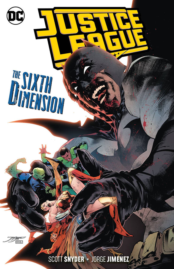 Justice League Tp Vol 04 The Sixth Dimension