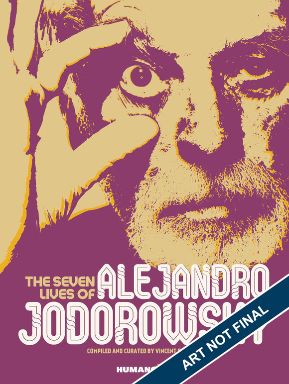Seven Lives of Alejandro Jodorowsky HC - Books