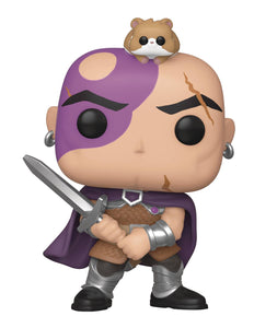 Pop Games Dungeons & Dragons Minsc & Boo Vin Fig