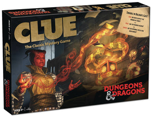 D&D Clue Boardgame