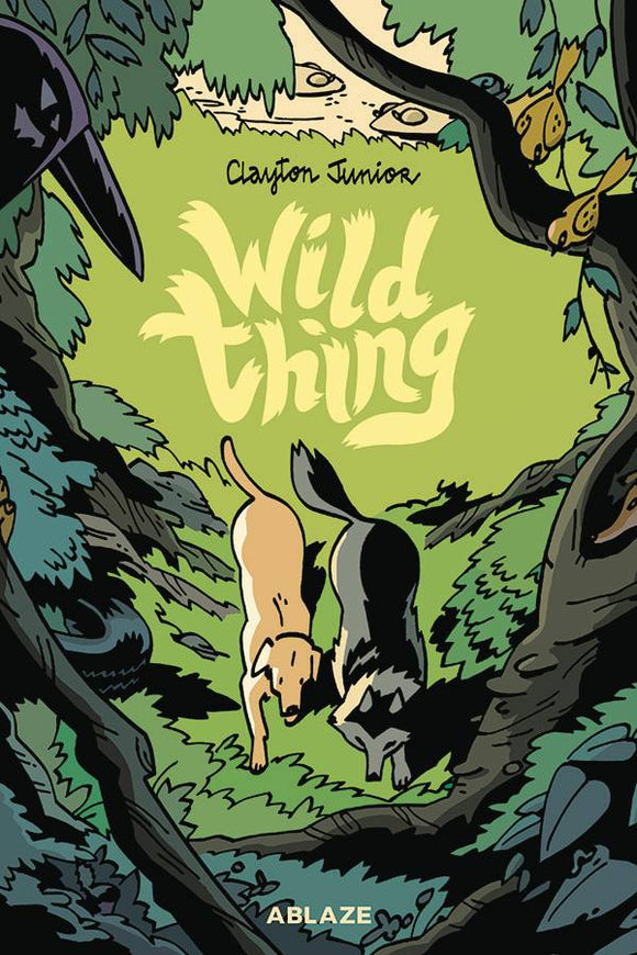 Wild Thing Or My Life As A Wolf GN - Books