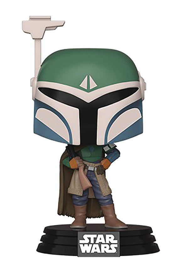 Pop Star Wars Mandalorian Covert Mandalorian Vin Fig - Novelties