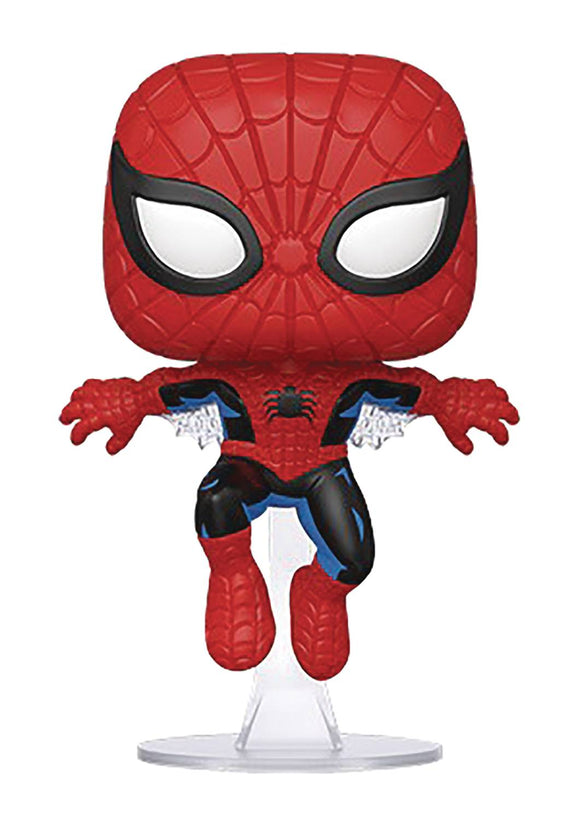 Pop Marvel 80Th First Appearance Spider-Man Vin Fig - Novelties