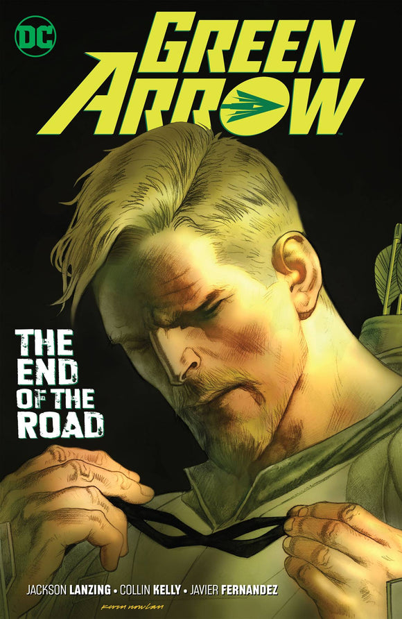 Green Arrow Tp Vol 08 End Of The Road