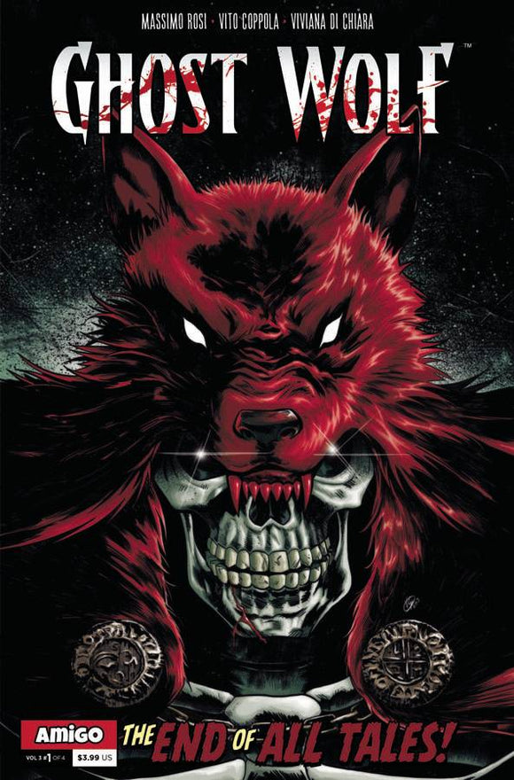Ghost Wolf Vol 3 End Of All Tales #1